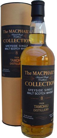 Tamdhu Scotch Single Malt Highland 8Yr Old
